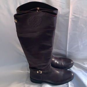 Vince Camuto Knee High Boots Size 8